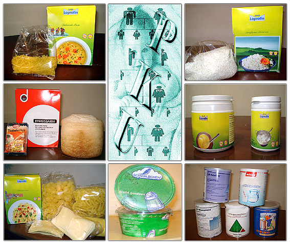 سبد غذایی مخصوص مهمترین داروی بیماران پی کی یو